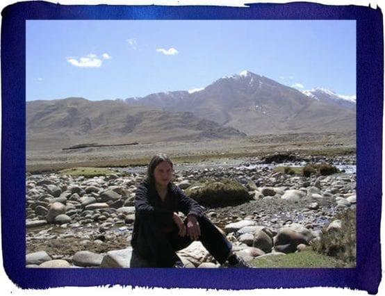 Lucy in Tibet
