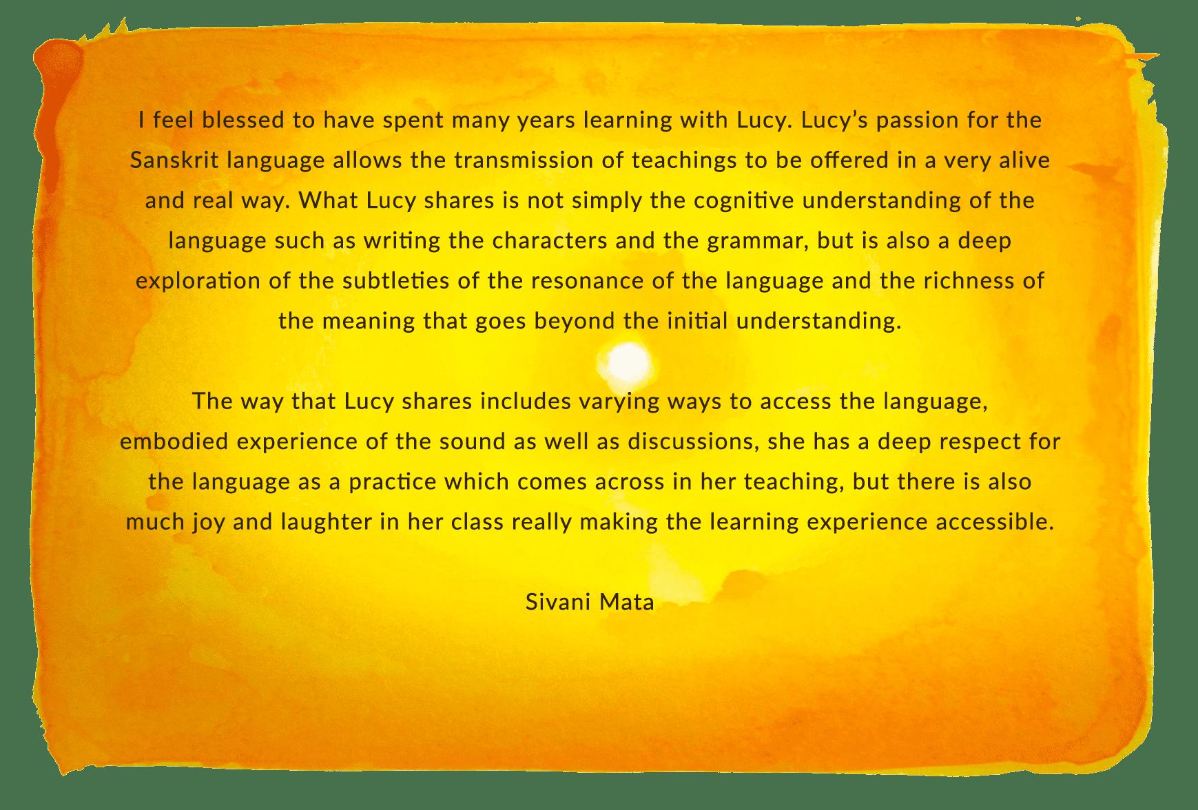 Sivani Mata LARGE BOX