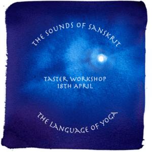 Sounds of Sanskrit – online taster workshop (18th April)