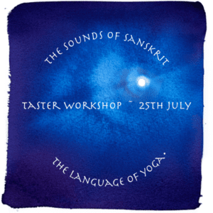 Sounds of Sanskrit – online taster workshop (July 25th)