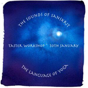 Sounds of Sanskrit – online taster workshop (30th Jan)