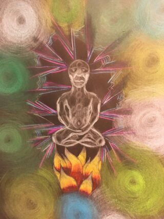 Read more about the article Lockdown pressure ~ consuming the spiritual practice