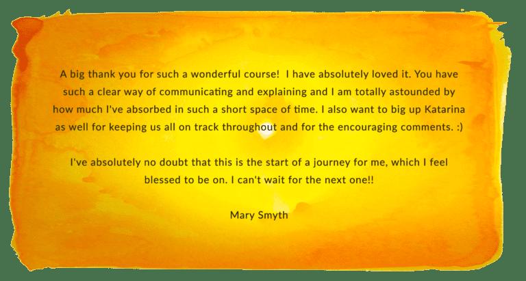Mary Smyth LRS testimonial